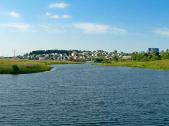 Коттеджный поселок Питеренка